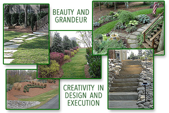 Lake Norman Lawn Maintenance and Landscaping